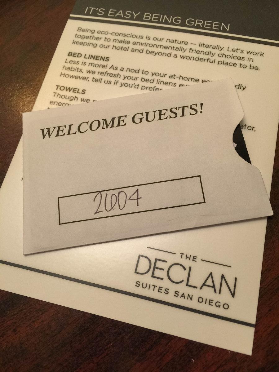 Declan Suites in San Diego